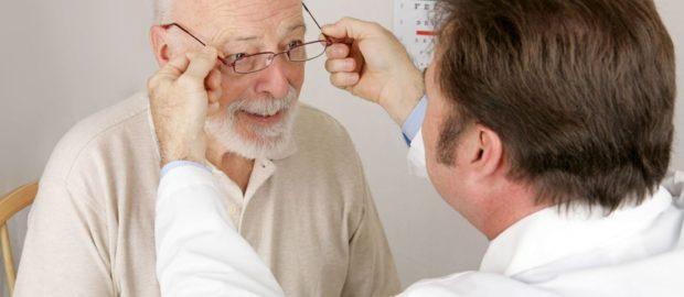 Ухудшается зрение с возрастом