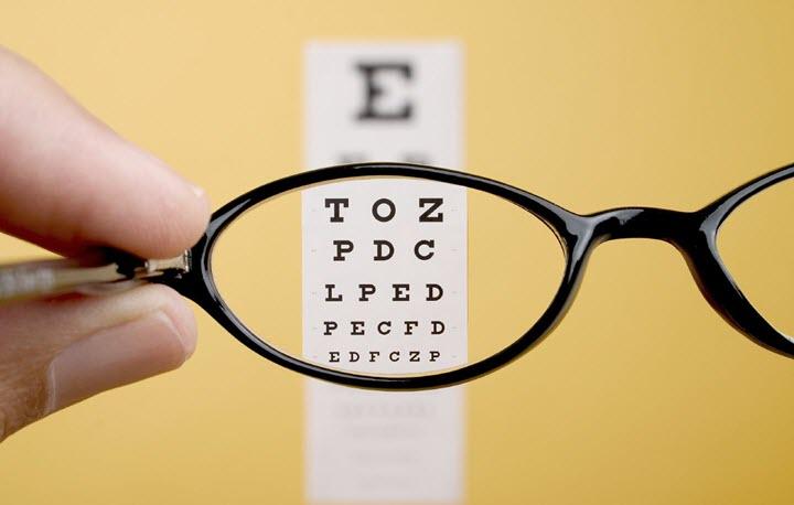Ухудшение зрения - один из симптомов