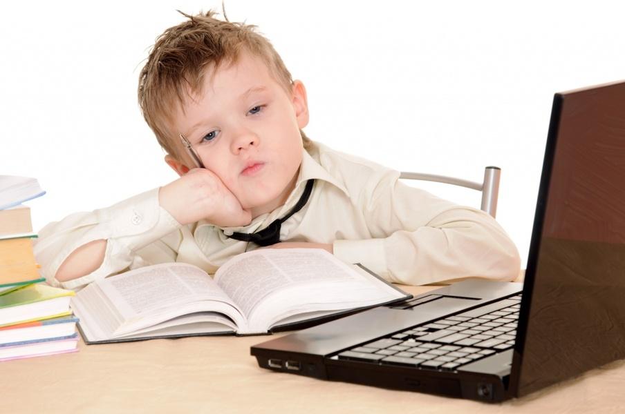 Школьная усталость