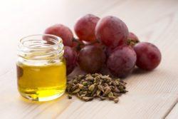 Отвар из виноградных косточек