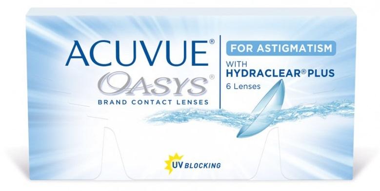 Астигматические контактные линзы