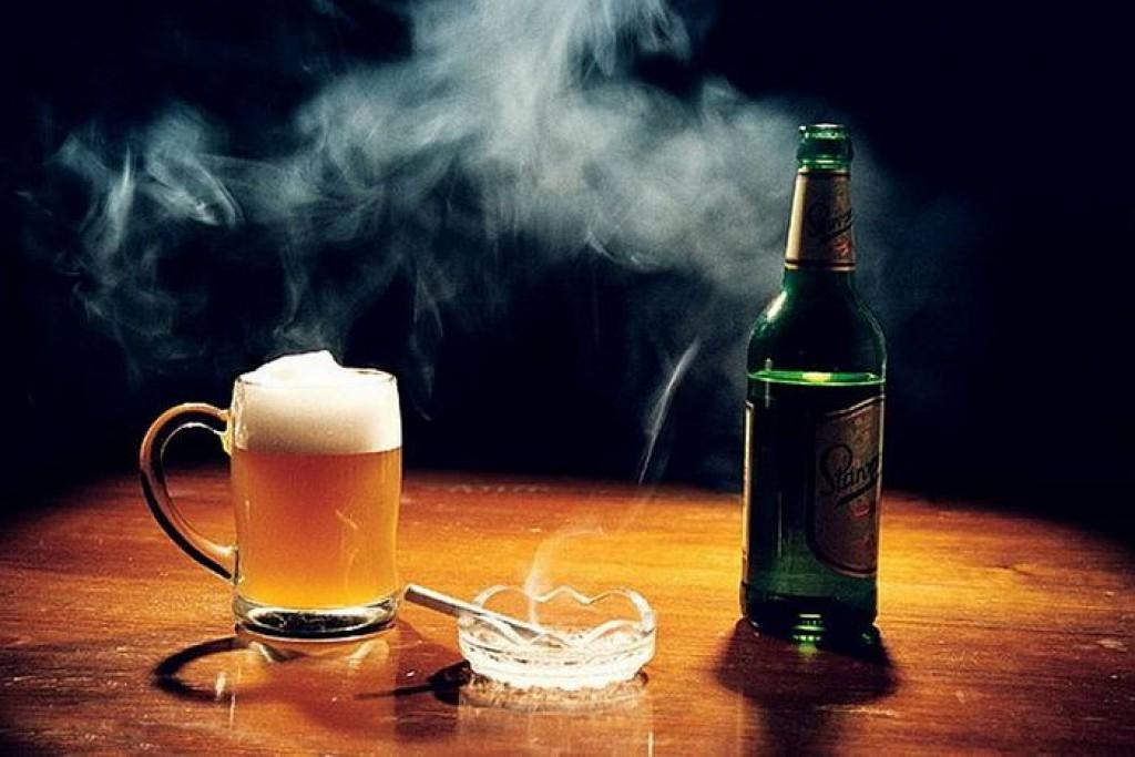 Вредные привычки повышают риск развития болезни