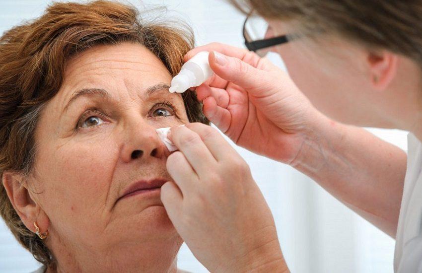 капли для глаз после операции катаракта