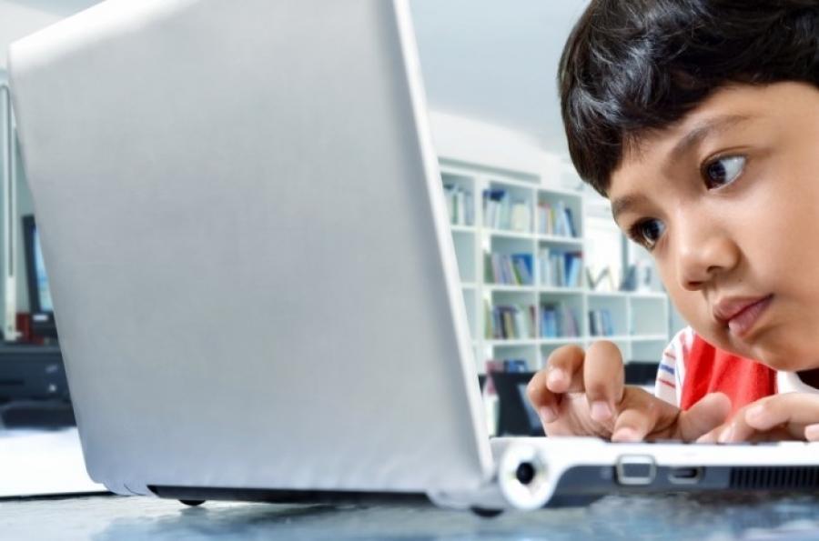 Зрительное напряжение может вызвать разрыв капилляров