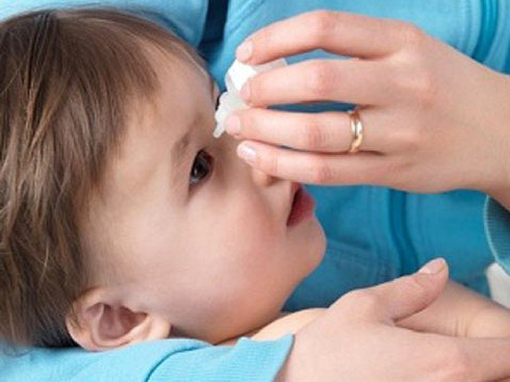 Использование Офтальмоферона в детском возрасте