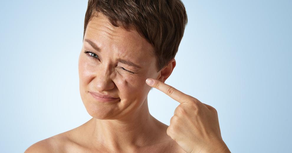 Как избавиться от нервного тика