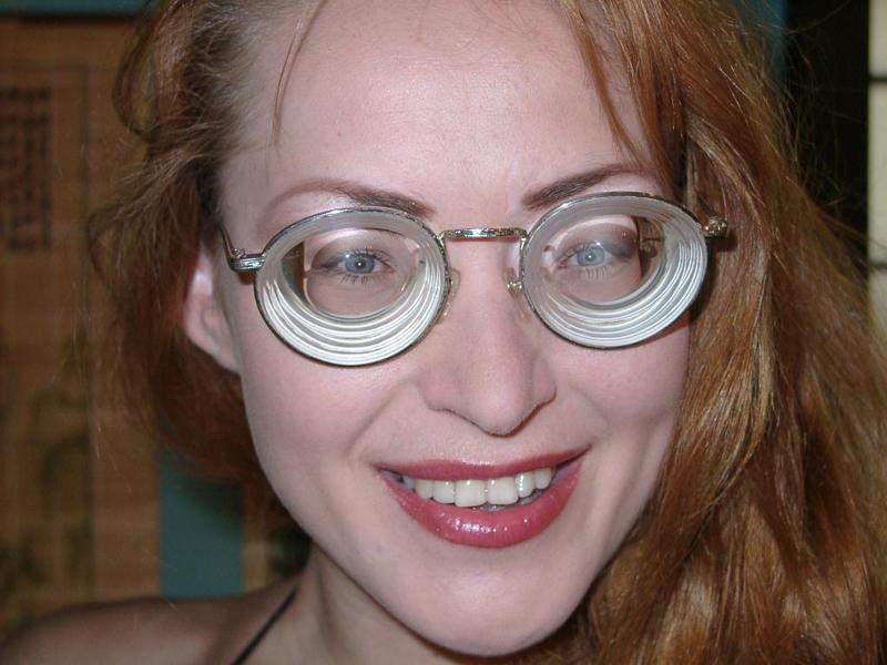 Лечебные очки при астигматизме