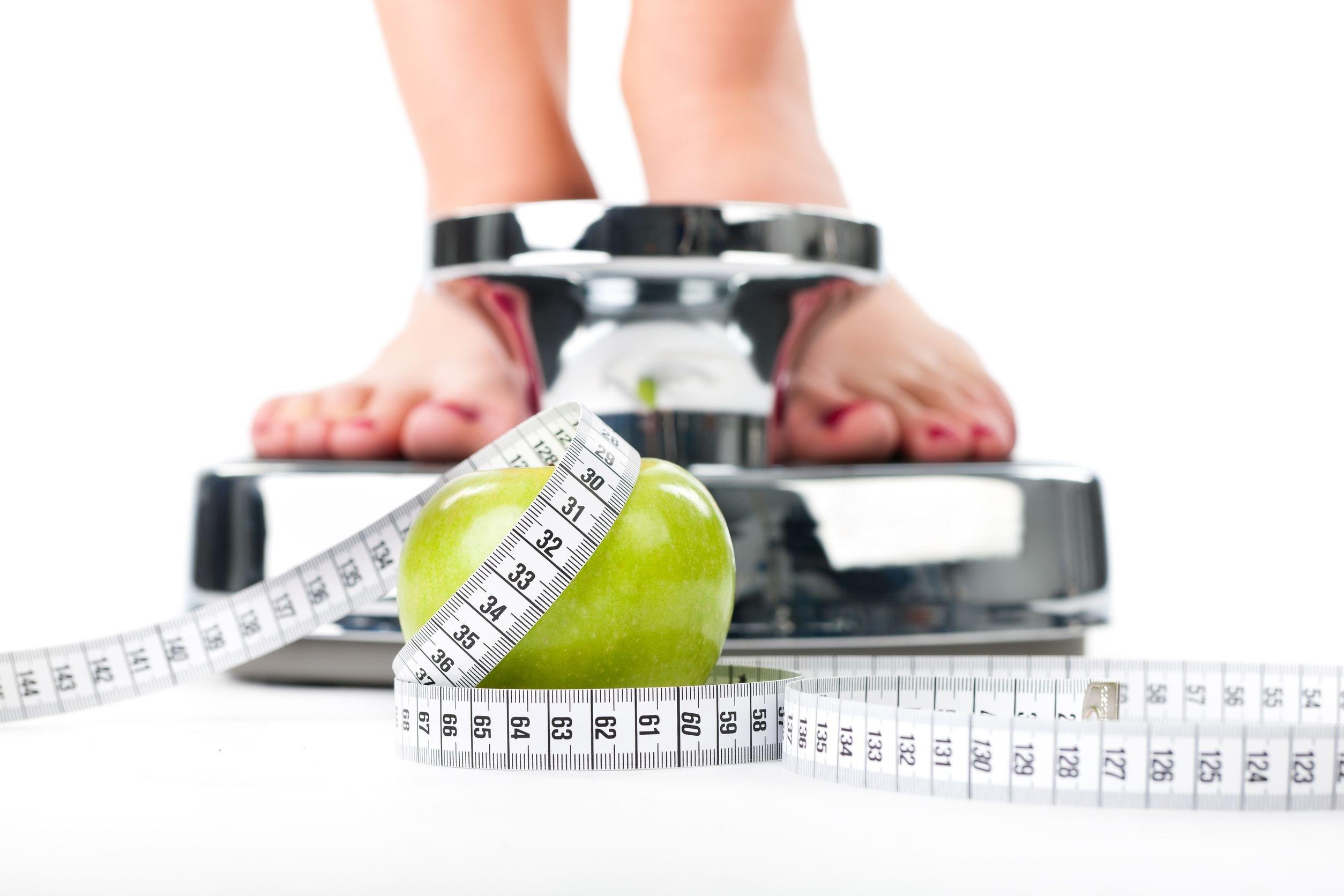 Лишний вес — это прямой путь к гипертонии