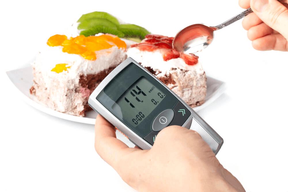 Люди с сахарным диабетом находятся в группе риска