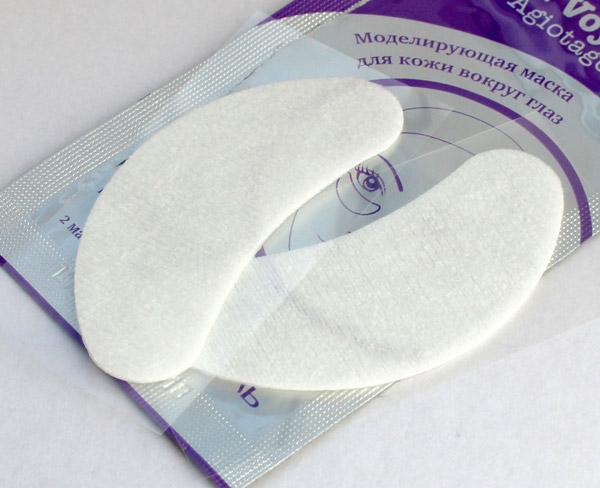 Моделирующая маска для кожи вокруг глаз