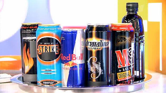 Нельзя злоупотреблять энергетическими напитками