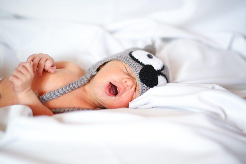 О цвете глаз новорожденных