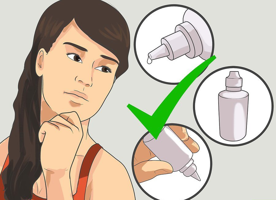 Правильно храните контактные линзы