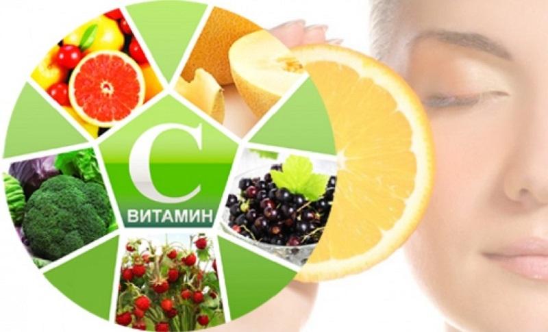 При дефиците витамина С капилляры слабыми и ломкими