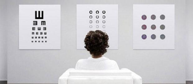 При проверке зрения нужно следовать определенным правилам