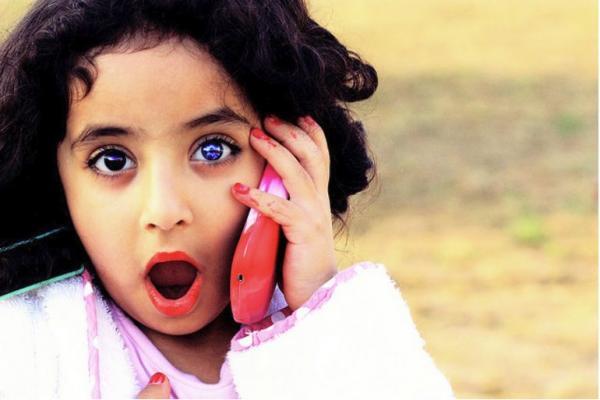 Ребенок с разными глазами