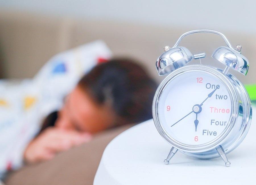 Соблюдайте режим сна