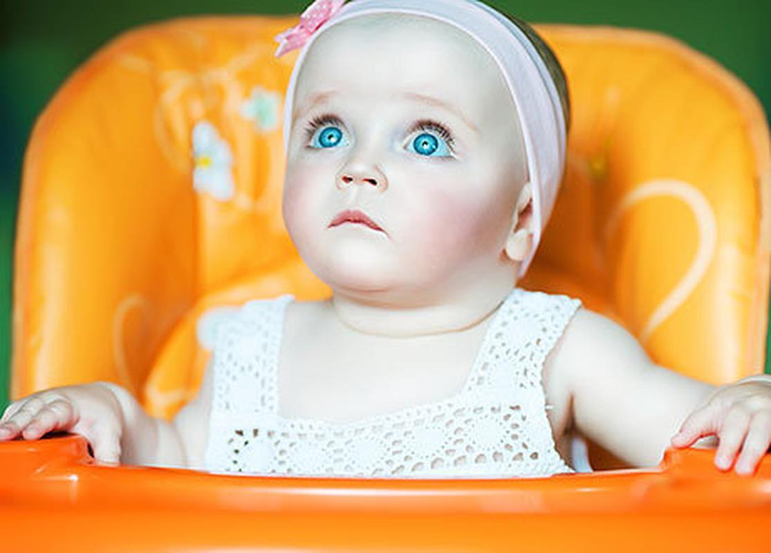 Точно определить цвет глаз будущего ребенка не получится
