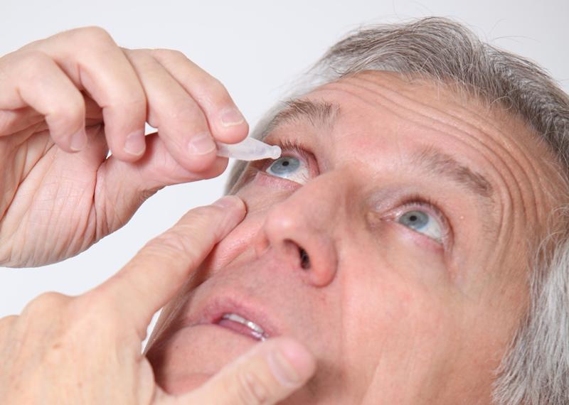 Капли от ожога глаз сваркой: обзор средств и особенности применения