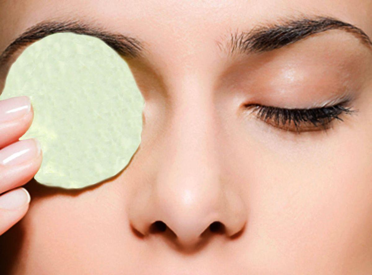 Эффективное промывание глаз