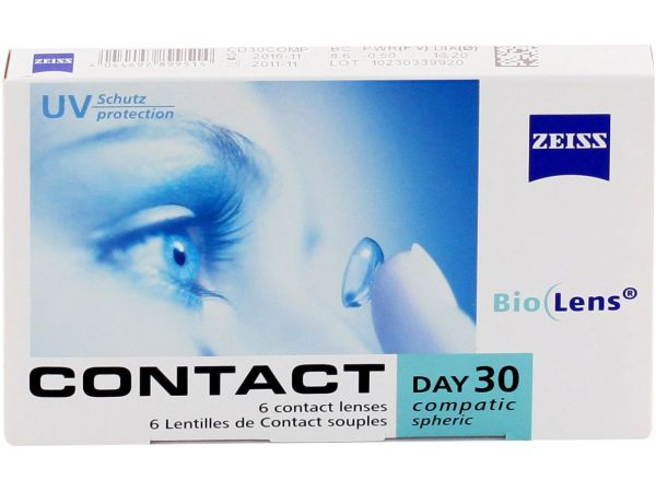 Contact Day 30 Compatic Toric