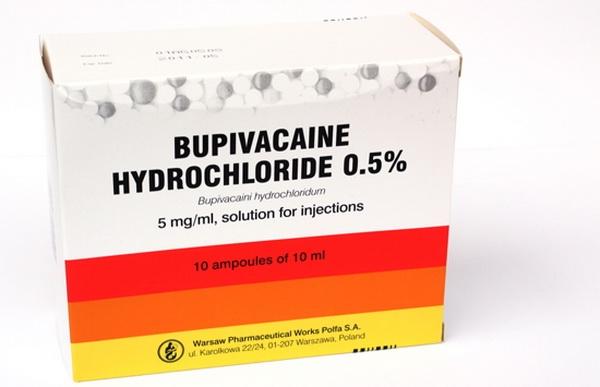 Бупивакаин 0,5%