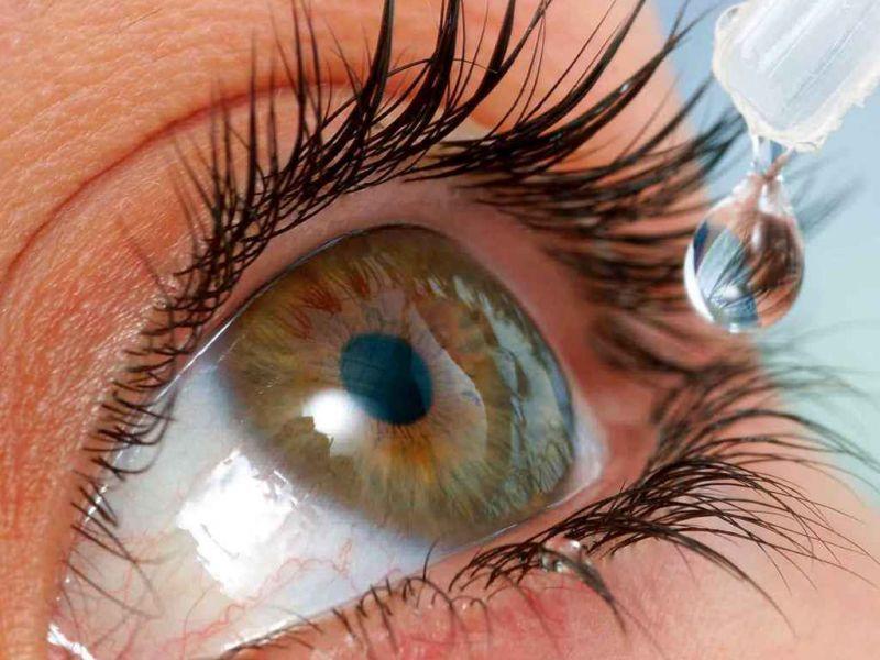 «Оптив» глазные капли
