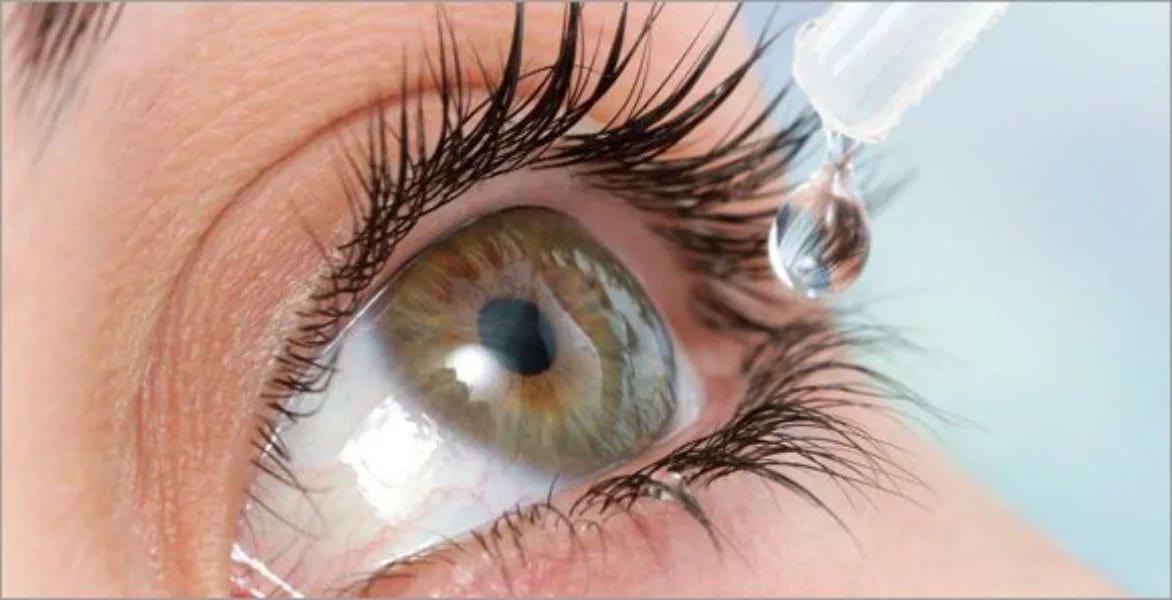 Выбор глазных капель