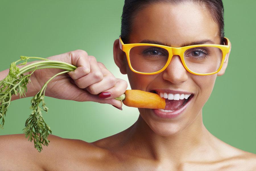 Ешьте больше витаминов