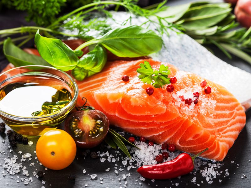 Избыток соленых продуктов - одна из причин