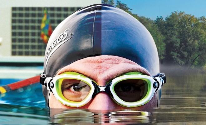История очков для плавания началась еще в XIV веке