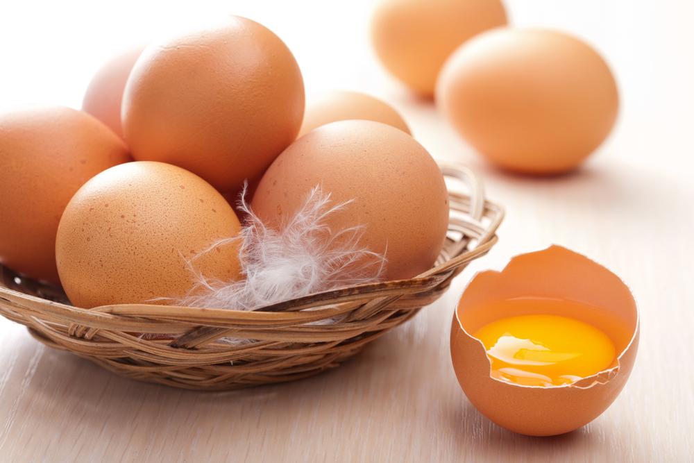 Куриные яйца для лечения ячменя
