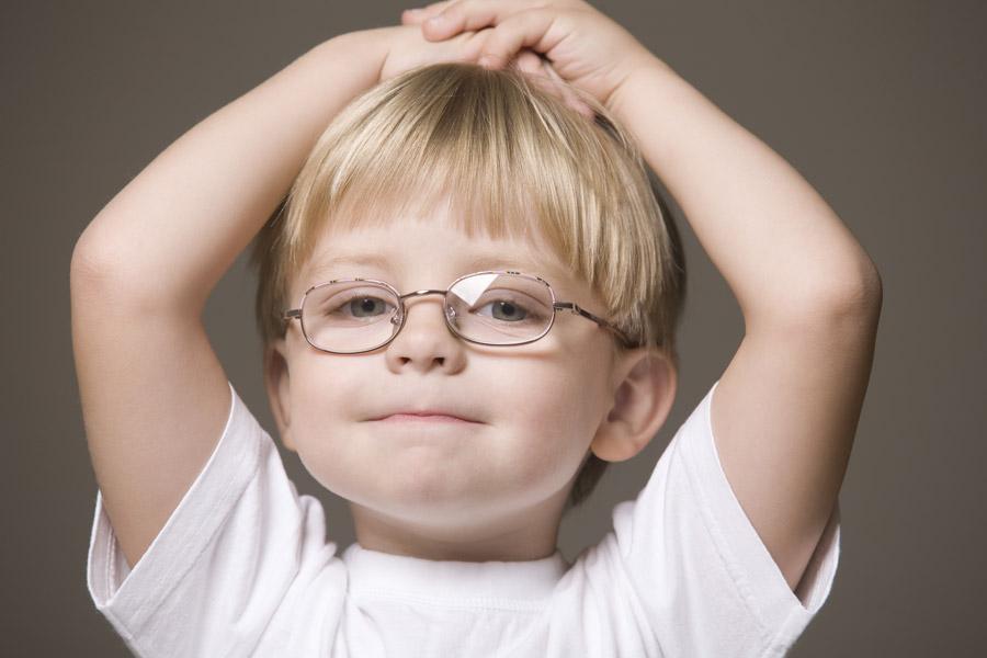 Нарушение зрения у малышей - не редкость