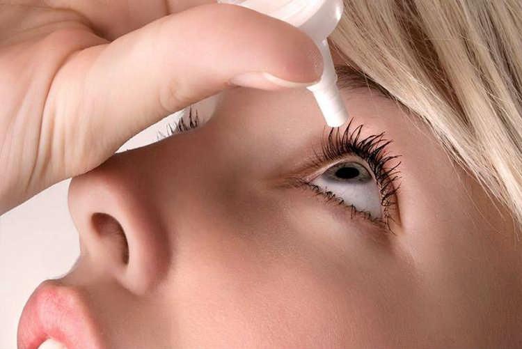 Первая помощь при кровоизлиянии в глаз