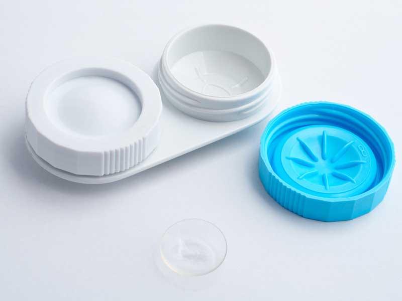 Правила хранения контактных линз
