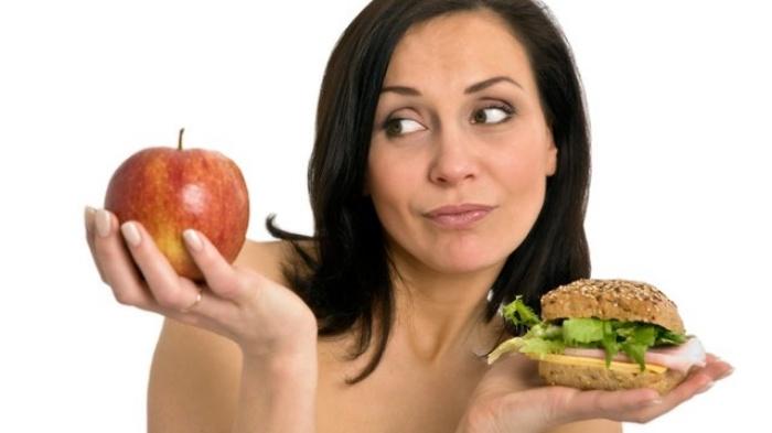 Правильное питание очень важно