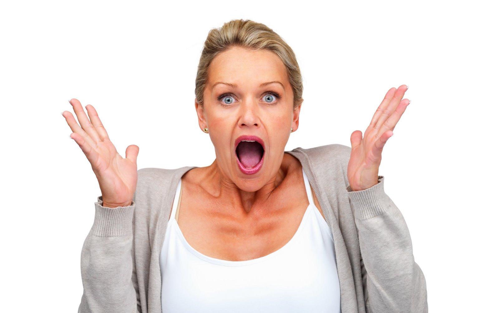 Сухость глаз может свидетельствовать о менопаузе