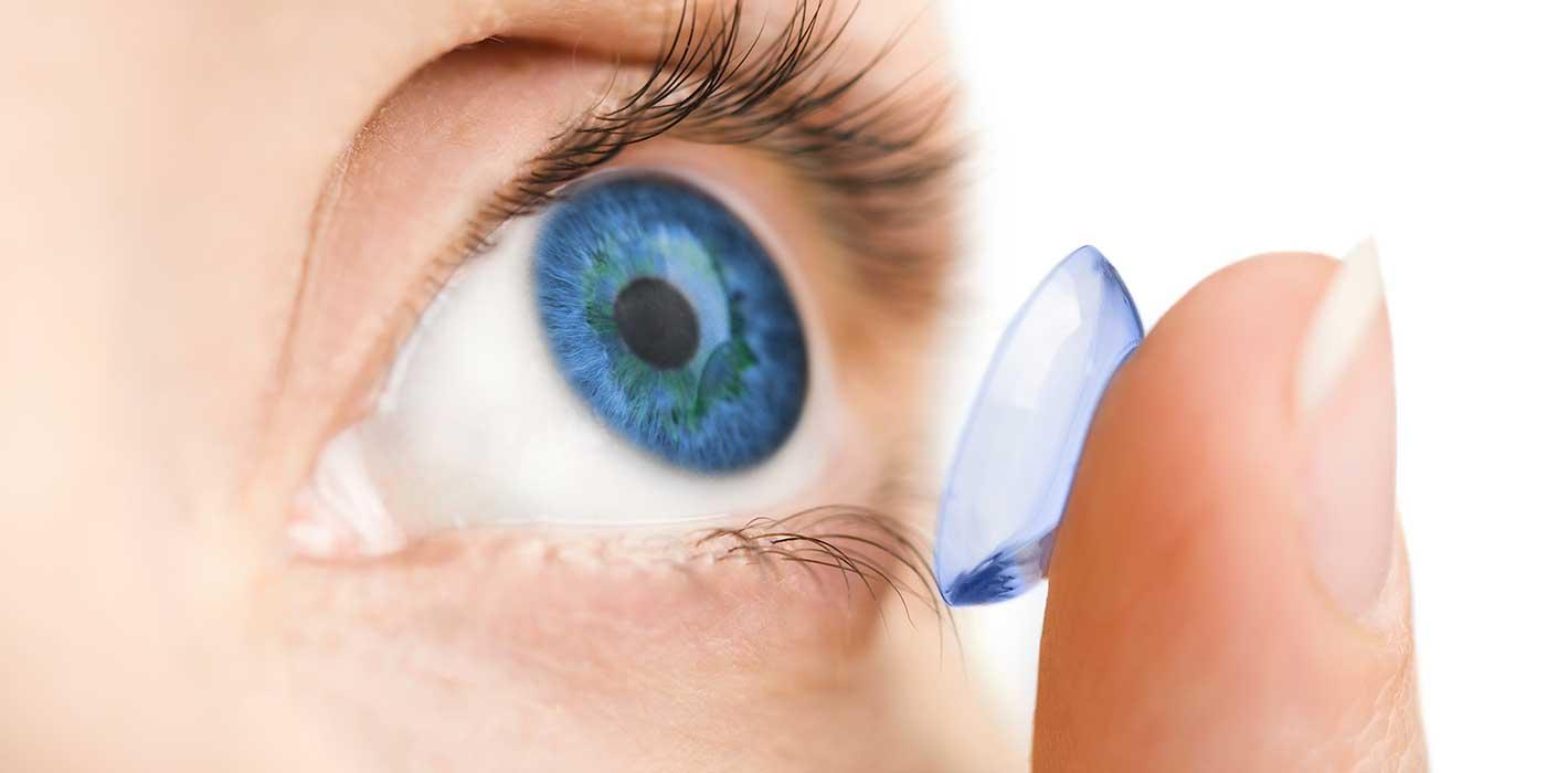 С контактными линзами капли лучше не применять