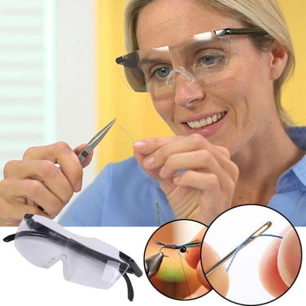 Бинокулярные очки необходимы для осуществления работ, требующих высокой точности