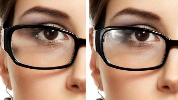 Очки нужно подбирать в зависимости от рода деятельности