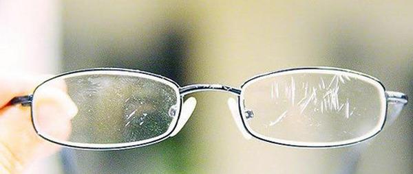 Любое повреждение – и тогда очки пойдут в утиль