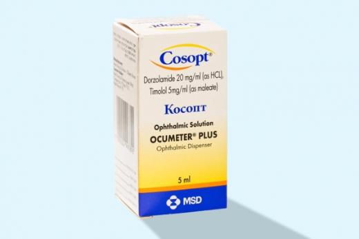 Важно аккуратно сочетать «Косопт» с другими препаратами