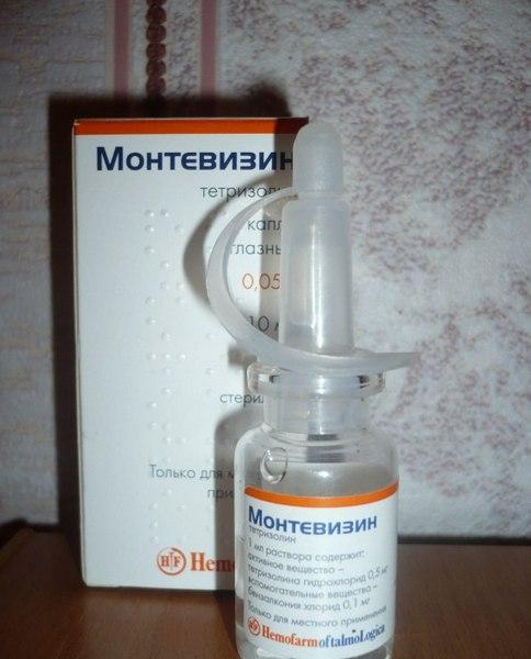 Лучше избегать передозировки «Монтевизином»