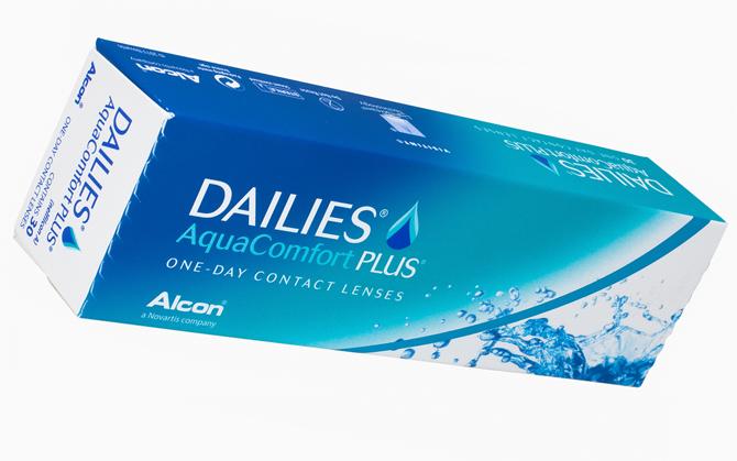 Линзы Dailies