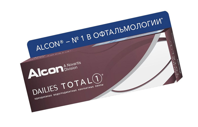 Dailies (Alcon) Total1