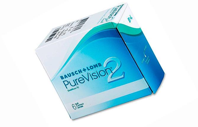 Линзы PureVision 2 HD