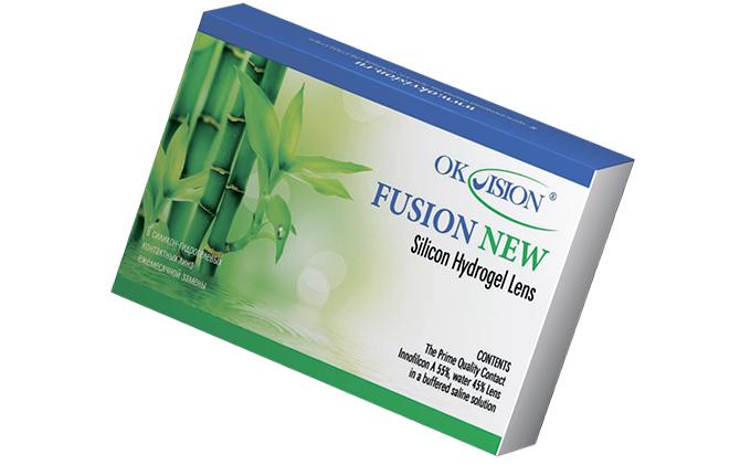 Линзы OK VISION Fusion NEW