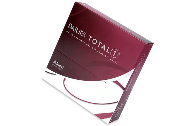 Линзы Dailies Total 1