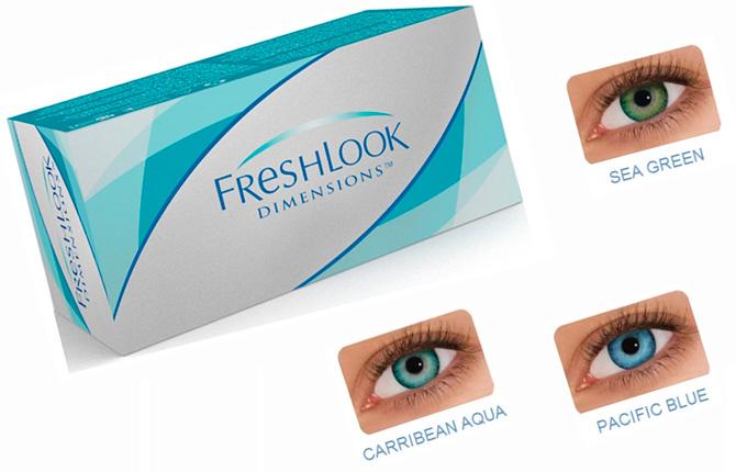 Линзы FreshLook